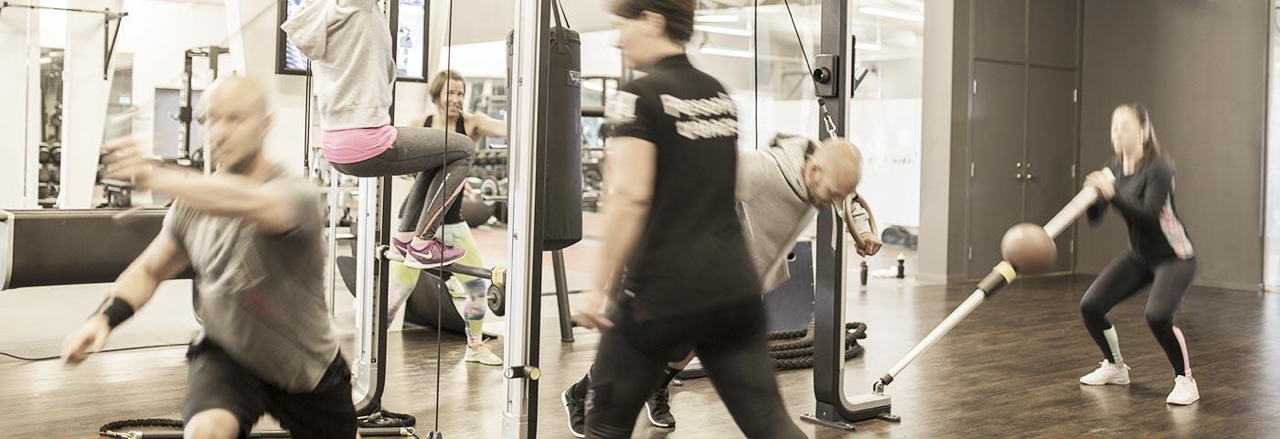 Gym Nyköping