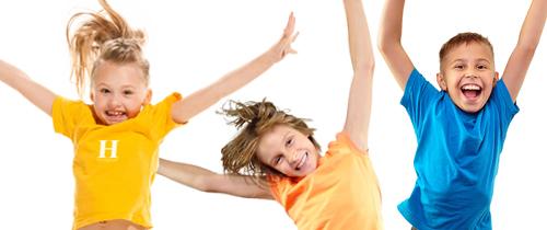 Träning för barn och ungdomar
